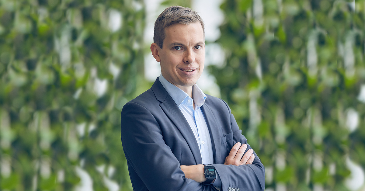 Lasse Bastman has been appointed Group CFO and member of the management team for Audico Group as of August 1, 2021